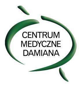Logotyp Centrum Medycznego Damiana