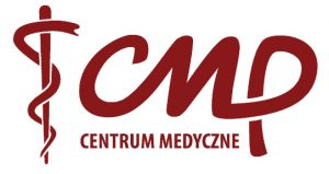 Logotyp Centrum Medycznego CMP