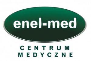 Logotyp Centrum Medycznego Enel-Med