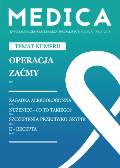 MEDICA Kwartalnik nr 3 / 2018