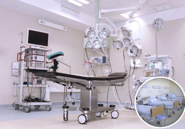Wyposażenie szpitala