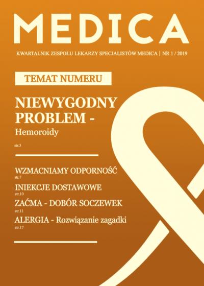 MEDICA Kwartalnik nr 1 / 2019